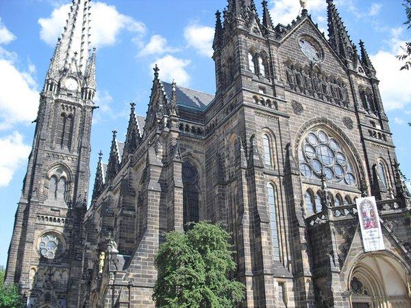 Peterskirche, Foto: LEIPZIGINFO.DE