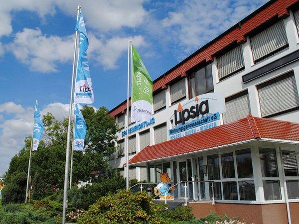 Lipsia-Geschäftsgebäude in Leipzig, Foto: Lipsia