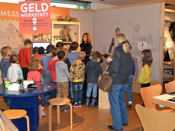 Kindermuseum, Foto: Stadtgeschichtliches Museum Leipzig