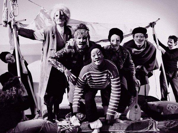 Compania Sincara inszeniert: Turandot