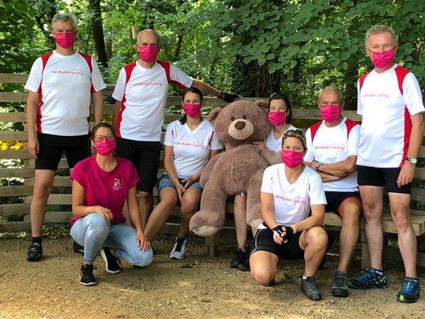 HerzRadeln: Dankeschön-Tour, Foto: Ralf Rangnick Stiftung