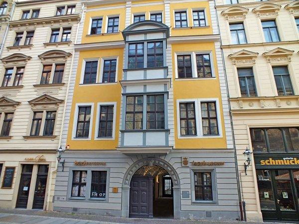 Bosehaus mit Bach-Archiv