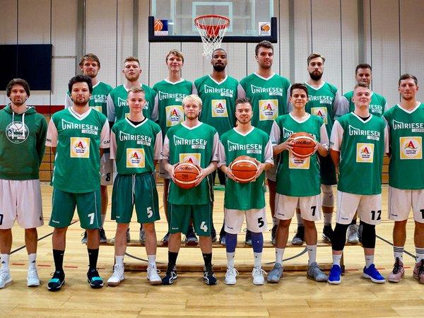 Uni-Riesen Leipzig, Team Herren 1 (2. Regionalliga)