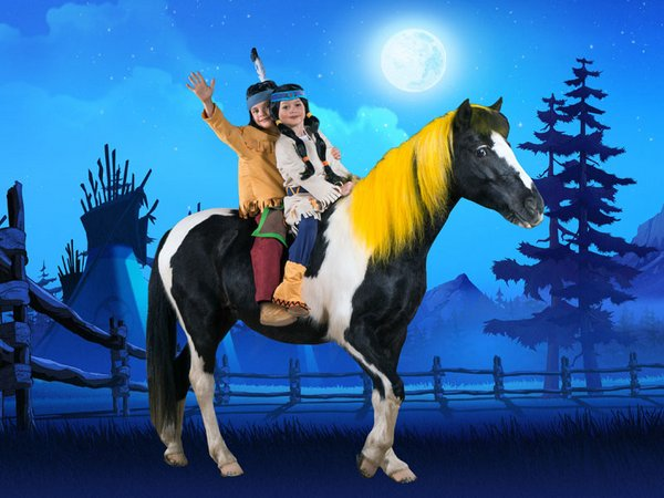 Yakari und Kleiner Donner, Foto: Wille Entertainment
