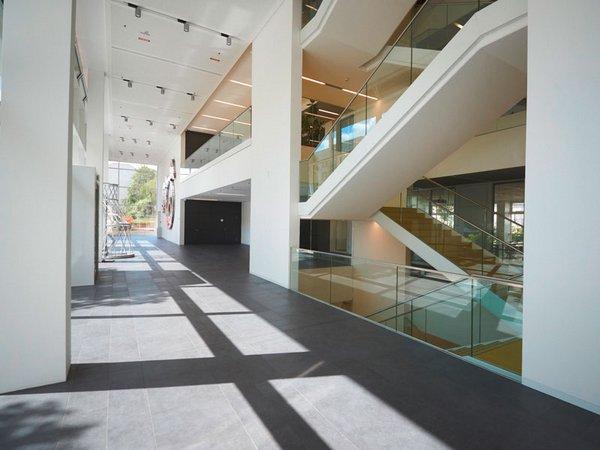Nieper-Bau der Hochschule, Foto: Stephan Floss / HTWK Leipzig