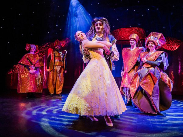 Die Schöne und das Biest - das Musical, Foto: Theater Liberi / Nilz Böhme