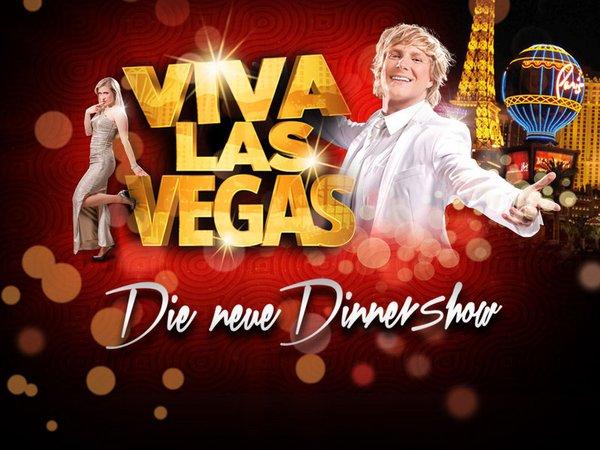 Dinnershow: Viva Las Vegas