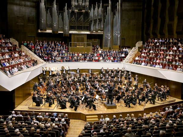 Gewandhausorchester & Andris Nelsons, Foto: Jens Gerber, 201