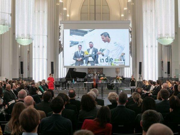 Jahresempfang zum Dies academicus 2018, Foto: Swen Reichhold / Universität Leipzig