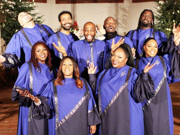 Black Gospel Chor, Foto: Konzertbüro Leipzig