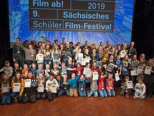 Preisträger: 9. Sächsisches Schülerfilm-Festival Film ab!, Foto: Andreas Lamm