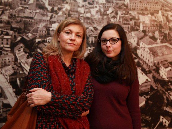 We are here: Francine Zuckerman, Kanada/Polen 2013
