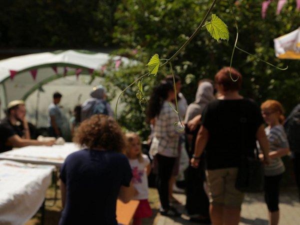 VILLA Haus & Hof-Flohmarkt, Foto: VILLA