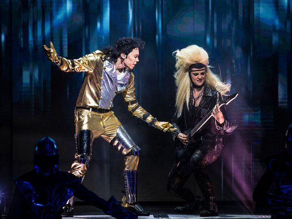 BEAT IT! - Die Show über den King of Pop!, Foto: Harald Fuhr