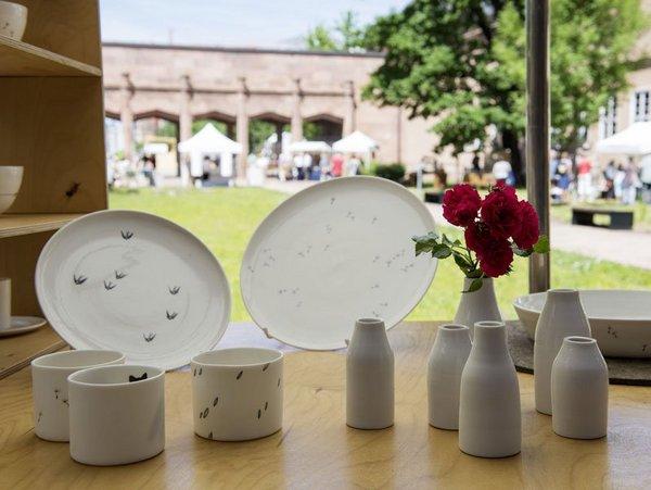 Keramikmarkt Leipzig im GRASSI, Foto: Esther Hoyer