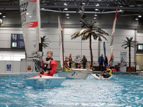 Wassersport auf der Beach & Boat, Foto: Segler-Verband Sachsen e.V.