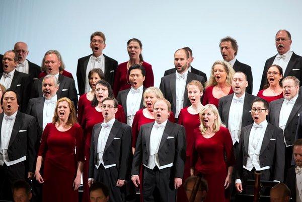 Chor der Oper Leipzig