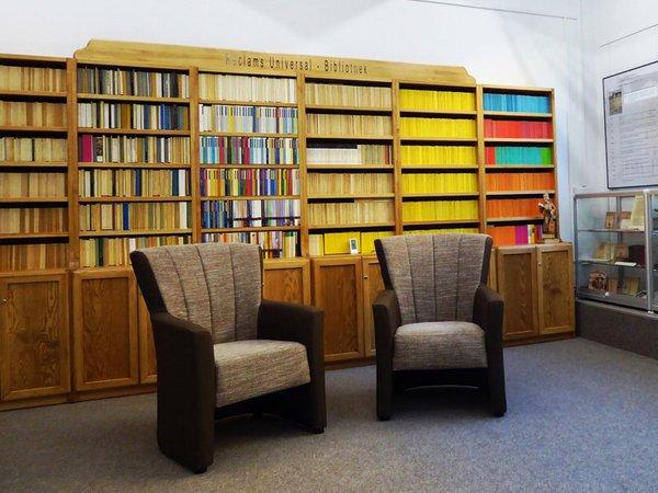 Reclam-Museum, Foto: Literarisches Museum e.V.