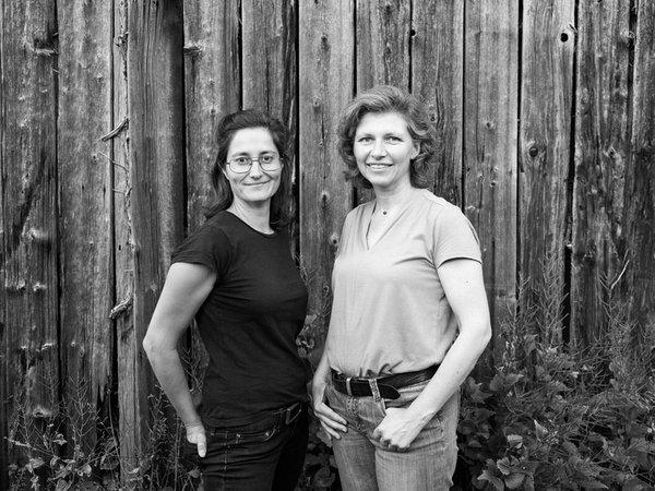 Nora Klein und Sabine Froehlich, Foto: Leipziger Bündnis gegen Depression e.V.