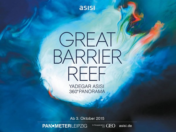 asisi Panorama: Great Barrier Reef