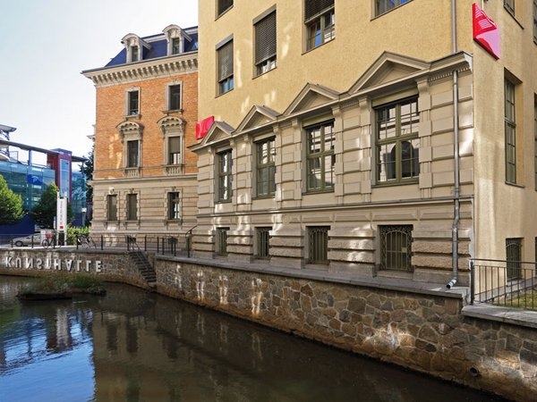 Kunsthalle der Sparkasse Leipzig, Foto: wpunktw