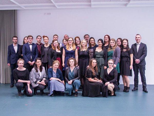 Absolventen der Medizinischen Berufsfachschule, Foto: Klinikum St. Georg