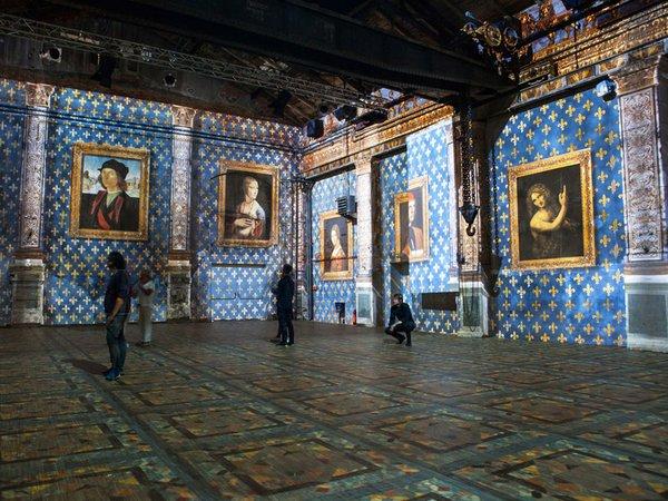 Leonardo da Vinci - Raffael - Michelangelo. Giganten der Renaissance, Foto: KKW Angelina Perke
