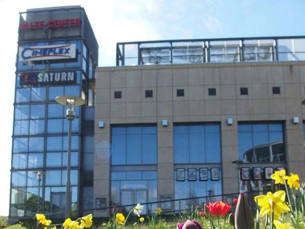 Cineplex im Frühling