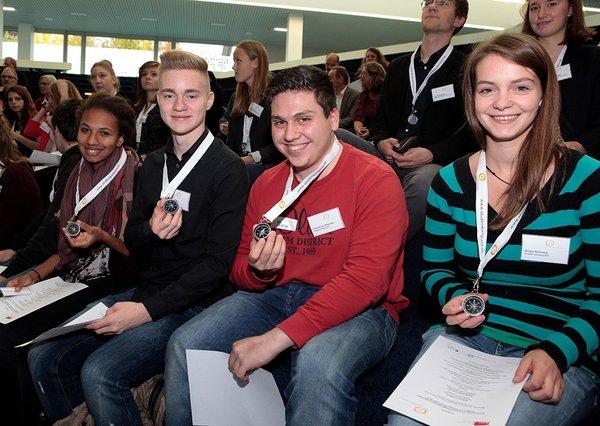 Teilnehmer des Studienkompasses