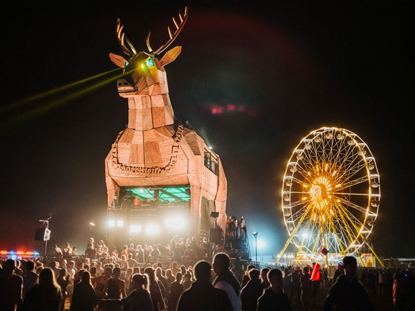 Highfield Festival 2019, Foto: Robin Schmiedebach