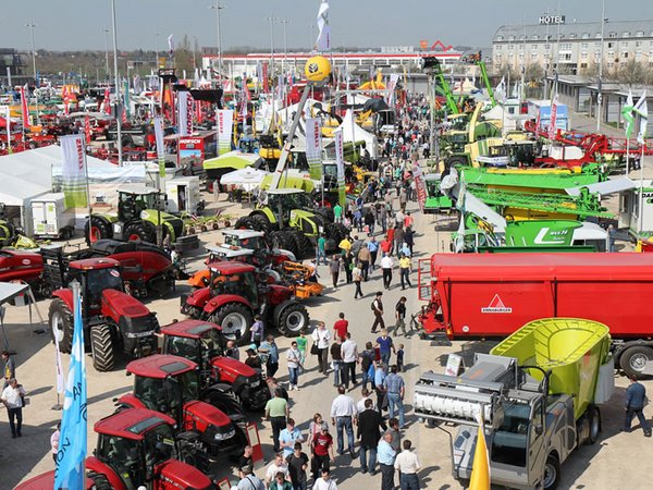 agra Landwirtschaftsausstellung, Foto: agra Veranstaltungs GmbH