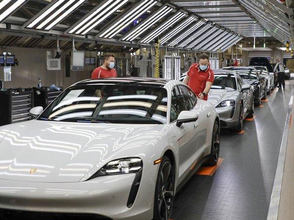 Porsche produziert wieder Sportwagen in Leipzig, Foto: Porsche AG