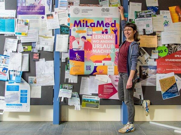 Lehrprojekt MiLaMed: Lernen, wo andere Urlaub machen, Foto: Dr. Stefan Lippmann / Universität Leipzig