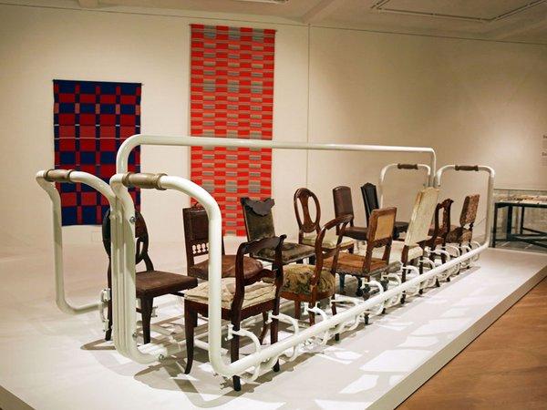 Ausstellung: BAUHAUS_SACHSEN, Foto: Andreas Schmidt