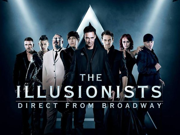 The Illusionists Europa Tour 2019, Foto: Pavel Solar