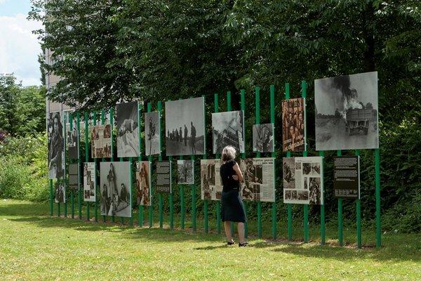Unzerstörte Ausstellung der jüdischen Fotografin Gerda Taro