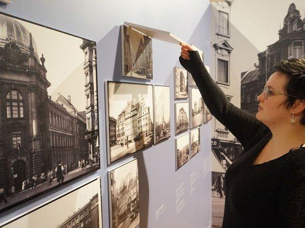 Ausstellung: SILBER AUF GLAS, Foto: SGM / Katja Etzold