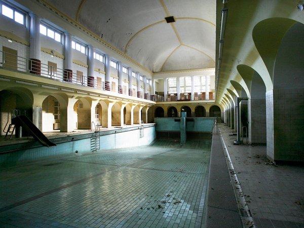 Männerschwimmhalle, Foto: Gernot Zwanzig