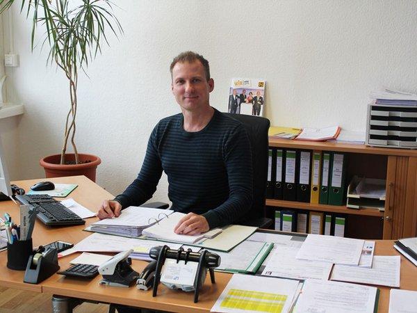 Chris Hirschfeld ist seit Januar 2019 Leiter Technik bei der Lipsia, Foto: Lipsia