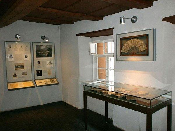 Ausstellung: Friedrich Schiller in Leipzig und Gohlis 1785, Foto: Stadtgeschichtliches Museum