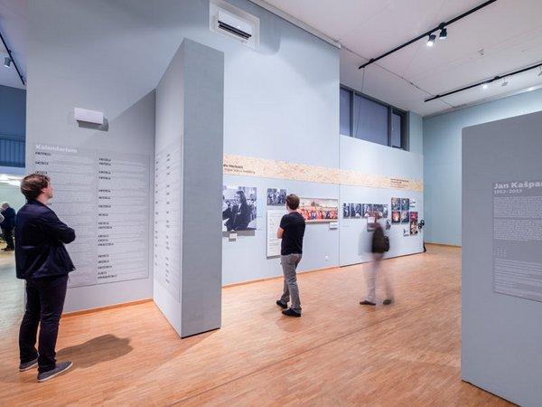 Ausstellung Charta 77 Story, Foto: Kirsten Nijhof