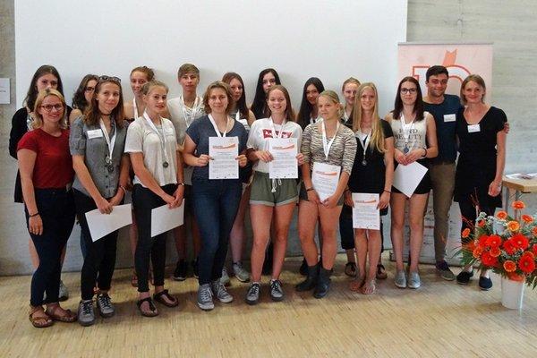 Studienkompass Aufnahmefeier Regionalgruppe Halle/Leipzig Jahrgang 2017