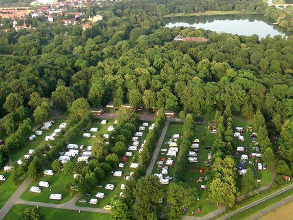 KNAUS Campingpark Leipzig, Foto: Helmut KNAUS KG