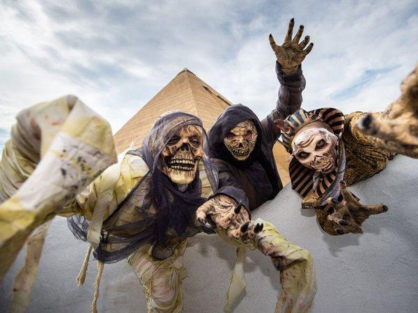 Halloween-Spektakel bei BELANTIS, Foto: BELANTIS