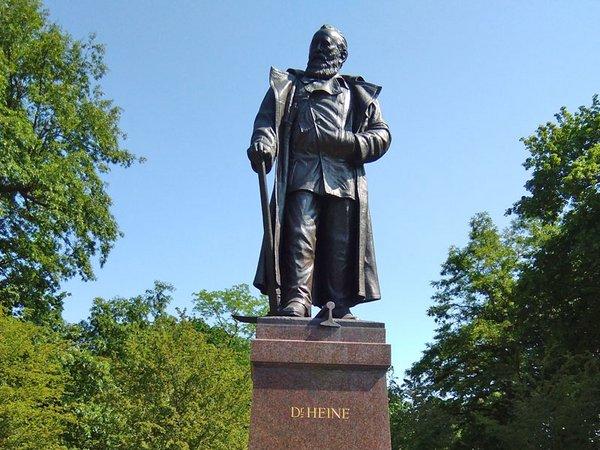 Karl-Heine-Denkmal, Foto: Industriekultur Leipzig e.V.