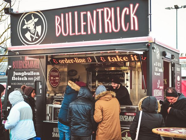 Street Food Markt, Foto: Paunsdorf Center