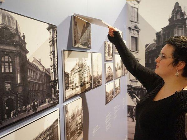 Ausstellung: SILBER AUF GLAS, Foto: Katja Etzold