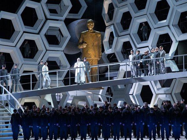 Turandot, Foto: Tom Schulze