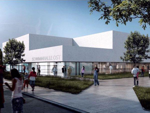 1. Preisträger: gmp Generalplanungsgesellschaft mbH (Berlin), Foto: Leipziger Gruppe