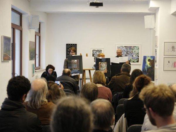 Kunstauktion 2017, Foto: Pöge-Haus